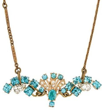 Lulu Frost Crystal Necklace $95 thestylecure.com