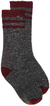 Wigwam Pine Lodge Stripe Boot Socks - Men's