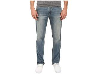 Calvin Klein Jeans Slim Straight Denim in Silver Bullet