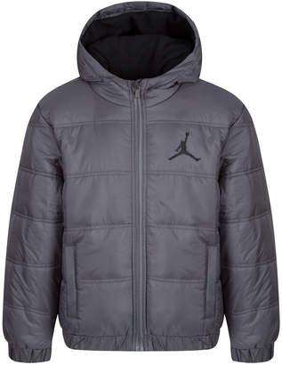 Jordan Big Boys Heritage Puffer Jacket