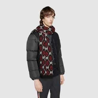 Gucci GG diamond scarf
