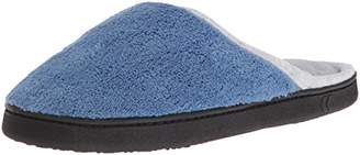 Isotoner Women's Microterry Wider Width Clog Slippers Slip