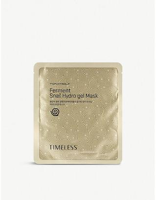 Tony Moly Timeless Ferment Snail Hydrogel Mask 25g