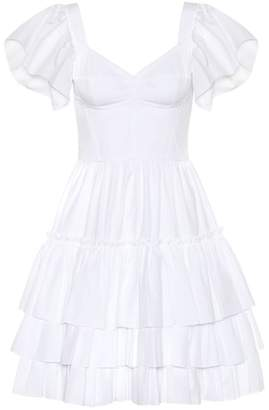 Dolce & Gabbana Cotton-blend dress