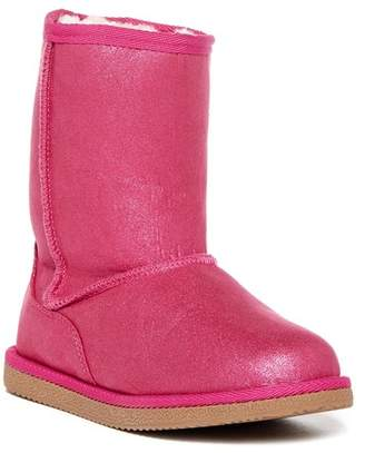 Harper Canyon Elsie Fab Faux Fur Boot (Little Kid & Big Kid)