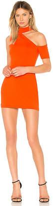 Susana Monaco Cut Out Shoulder Dress