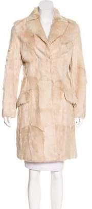 Brunello Cucinelli Fur Short Coat