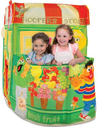 Play-Hut Playhut Sesame Street Hoopers Store Play Tent
