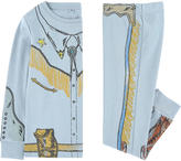 Stella McCartney Trompe-l'ナ妬l organic cotton pyjamas