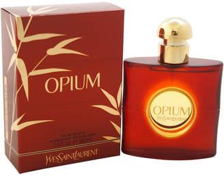 Yves Saint Laurent Women's Opium 1.6Oz Eau De Toilette Spray