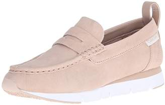 Calvin Klein Jeans Women's Sonora Penny Loafer $109 thestylecure.com