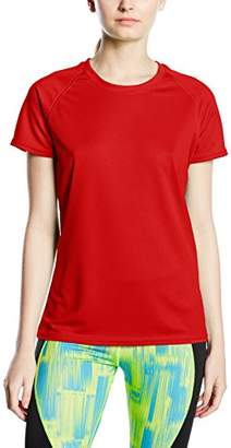 Fruit of the Loom Women's Performance T-Shirt, (Manufacturer Size:)