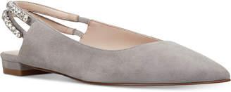 Nine West Angariah Slingback Flats Women Shoes