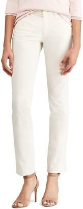Chaps Petite Four-Way Stretch Mid-Rise Pants