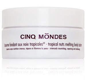 CINQ MONDES Tropical Nuts Melting Balm