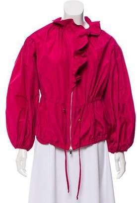 Giambattista Valli Ruffled Jacket W/ Tags