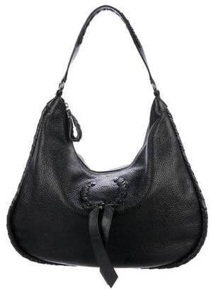 Nina Ricci Pebbled Leather Bag