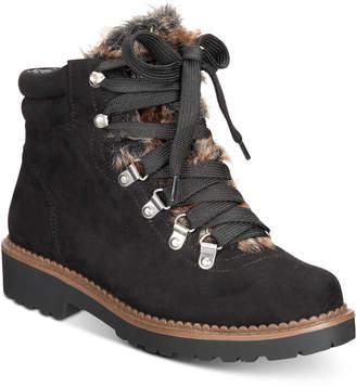 Esprit Cassia Lace-Up Cold-Weather Boots Women Shoes