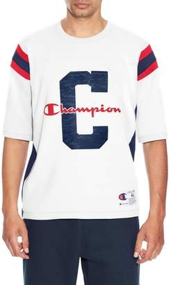 Champion Heavyweight Football Jersey T-Shirt