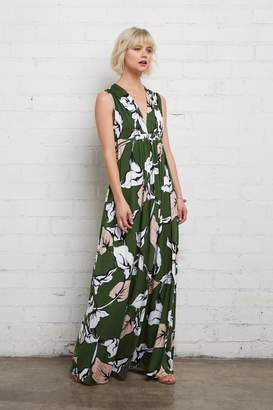 Rachel Pally Long Sleeveless Caftan - Calla Print