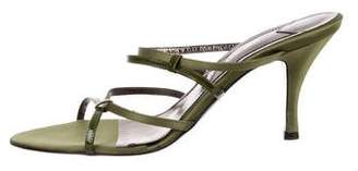 Bruno Magli Multistrap Slide Sandals