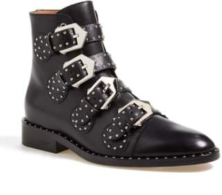Givenchy Prue Buckle Bootie