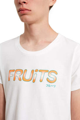 Opening Ceremony Fruits X Cropped Logo T-Shirt