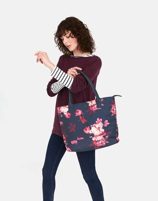 Joules Clothing Carriwell Canvas Shopper