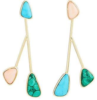 Pamela Love Fine Jewelry Women's Pilar Drop Earrings