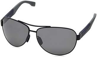 5923cb1b68a6 BOSS Hugo Unisex-Adult's 0915/S 6H Sunglasses