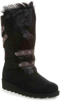 BearPaw Claudia Wedge Boot - Women's