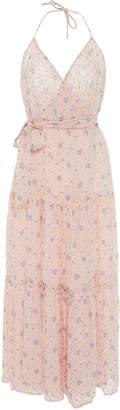 LoveShackFancy Bobbi Tiered Dress