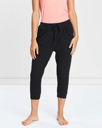 Cotton On Jersey Cropped Harem Pants