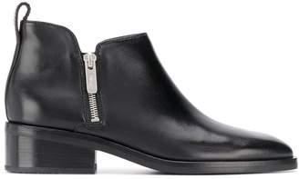 3.1 Phillip Lim Alexa low ankle boots