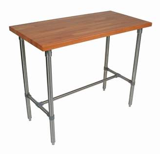 "John Boos & Co. Cherry Cucina Classico Table, 48"" x 30"" x 40"""