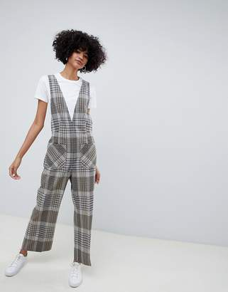 Max & Co. Tailored Jumpsuit in Check
