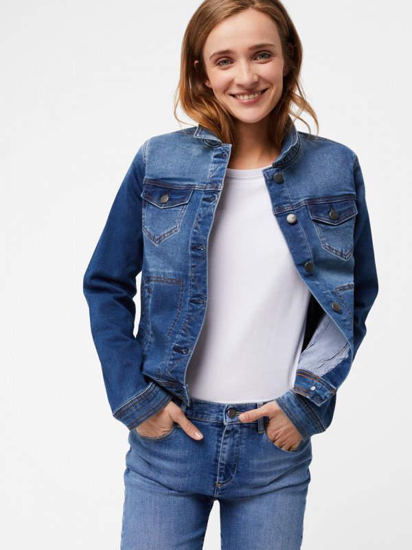Sadie Stretch Denim Jacket