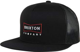 Brixton Wedge HP Mesh Cap