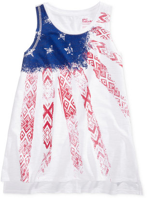 Epic Threads Graphic-Print Tank Top, Big Girls (7-16), Only at Macy's $18 thestylecure.com