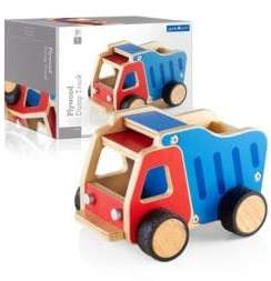 Guidecraft Plywood Dump Truck Toy