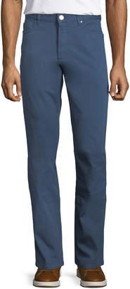 Ermenegildo Zegna Casual Garment-Dyed Five-Pocket Pants