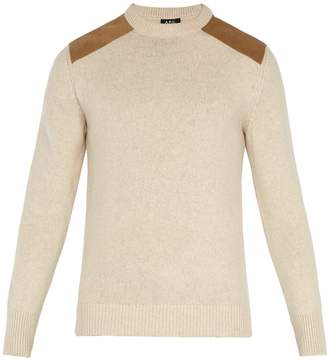 A.P.C. Carsten wool sweater