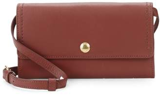 Cole Haan Benson II Leather Smartphone Crossbody Bag