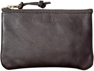 Filson Leather Pouch - Small
