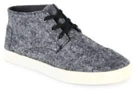 Toms Mateo Wool Chukka Boots