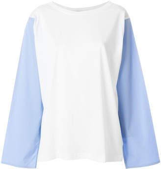Sofie D'hoore contrast front T-shirt