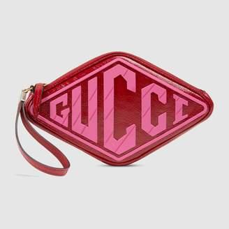 Gucci game wrist wallet