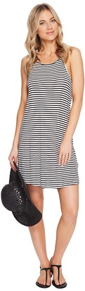 Roxy - I Did Didn't Stripe Dress Women's Dress $39.50 thestylecure.com