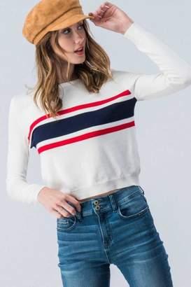 Debut Sweater Stripe
