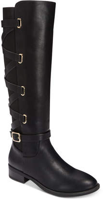 Thalia Sodi Veronika Wide-Calf Tall Boots, Women Shoes